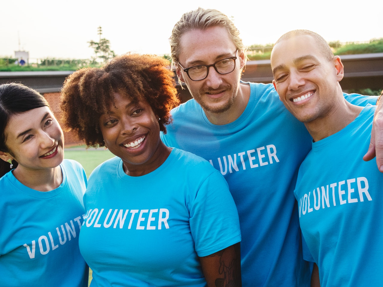 The Great Effects of Volunteering